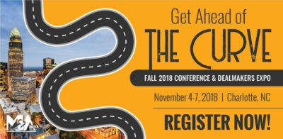 Fall 2018 M&A Conference