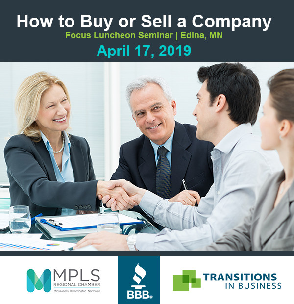 How to Buy or Sell a Company Seminar