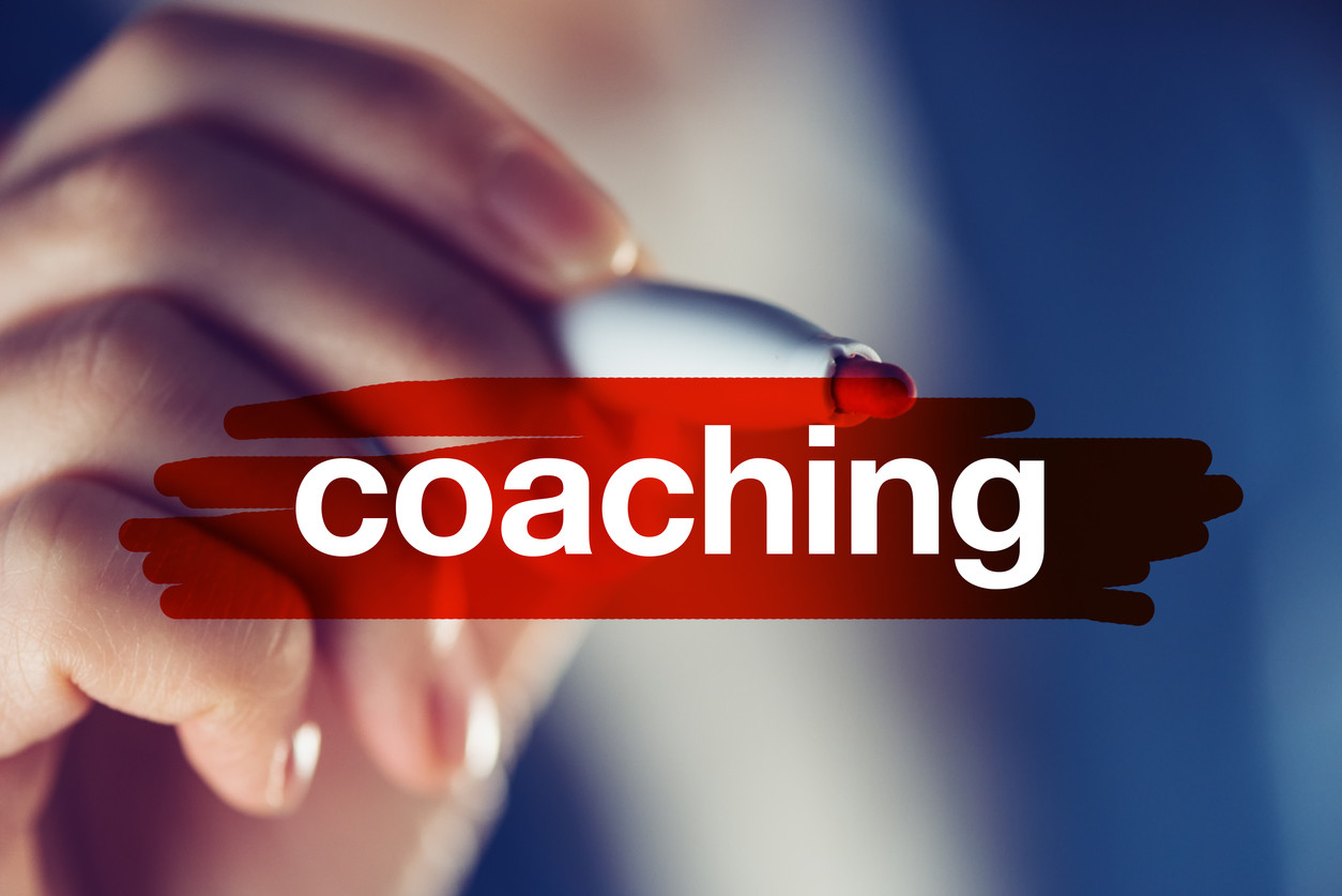Using a business coach can help get your business ready to sell